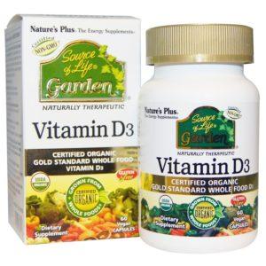 американский витамин д3
