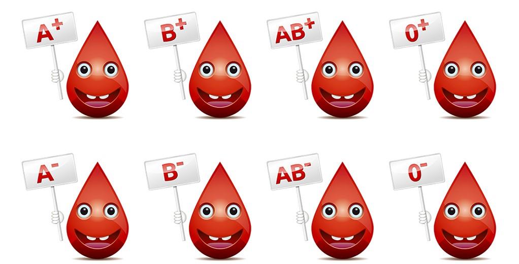 Группа крови у ребенка