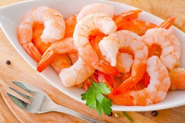 тестостерон морепродукты